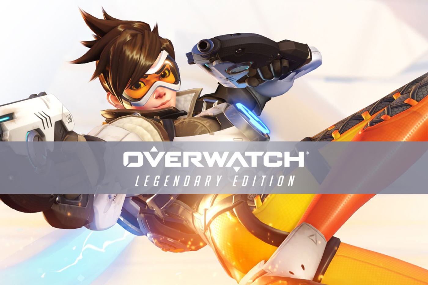 Overwatch disponible sur Nintendo Switch