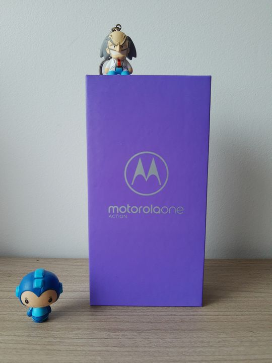 Photo Motorola One Action