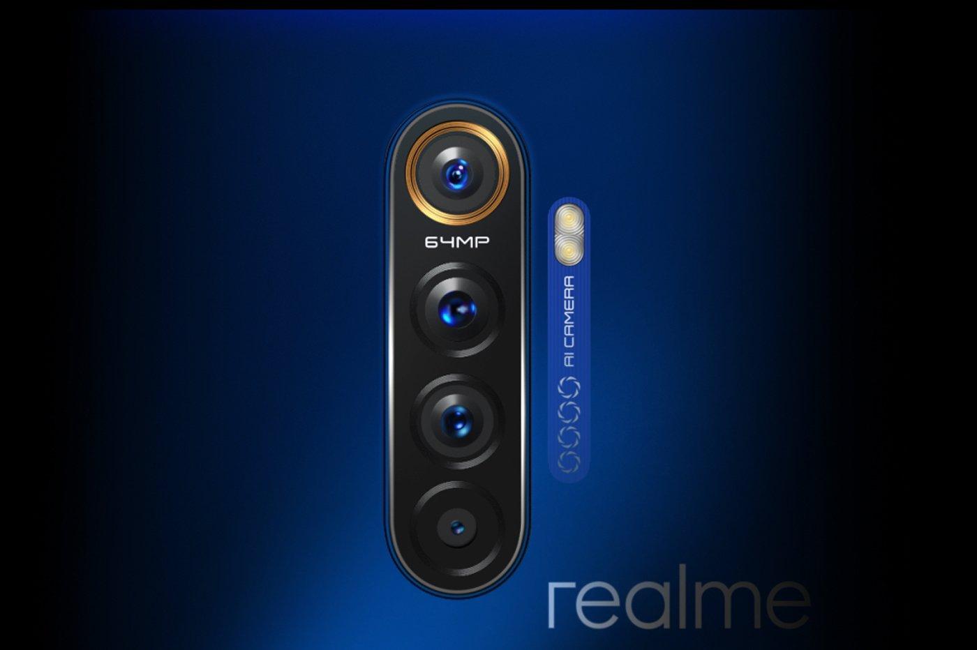 Nouveau smartphone Realme X2 Pro 90 Hz