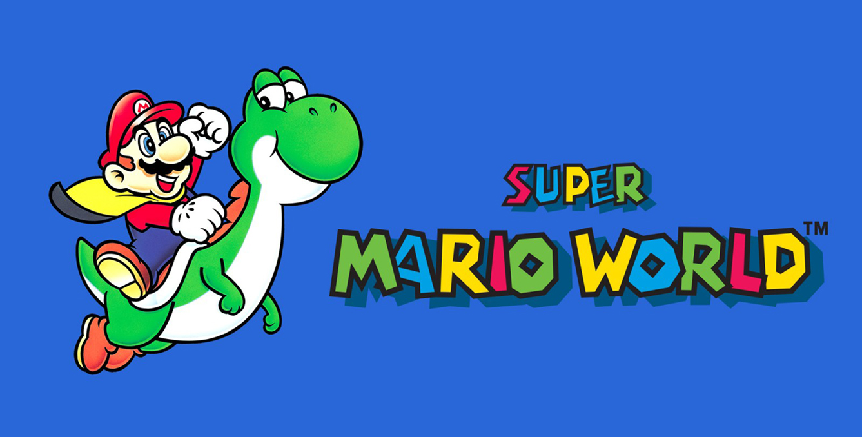 Super Mario World meilleur jeu