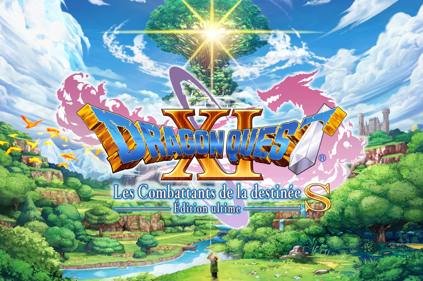 Test Dragon Quest XI sur Nintendo Switch