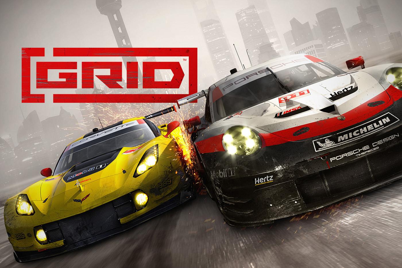 Test de GRID 2019 sur Xbox One X
