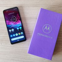 Test du Motorola One Action