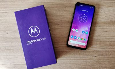 Test du Motorola One Vision