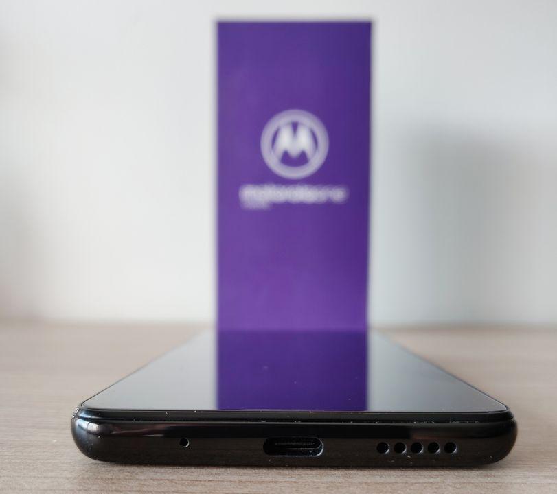 Port USB Type C Motorola One Vision