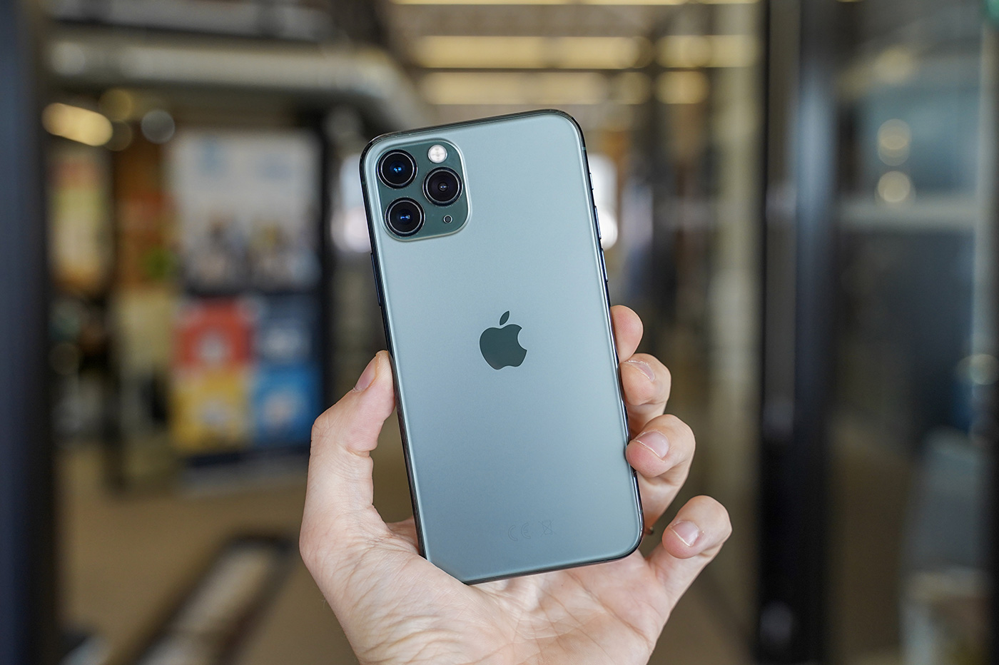 Triple Capteur iPhone 11 Pro