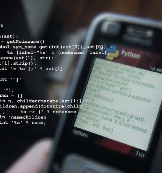 Un exemple de code Python