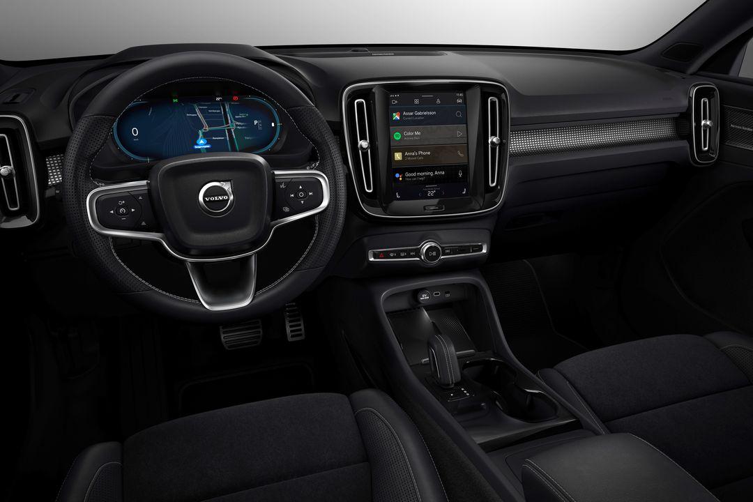 Volvo XC40 Android Auto