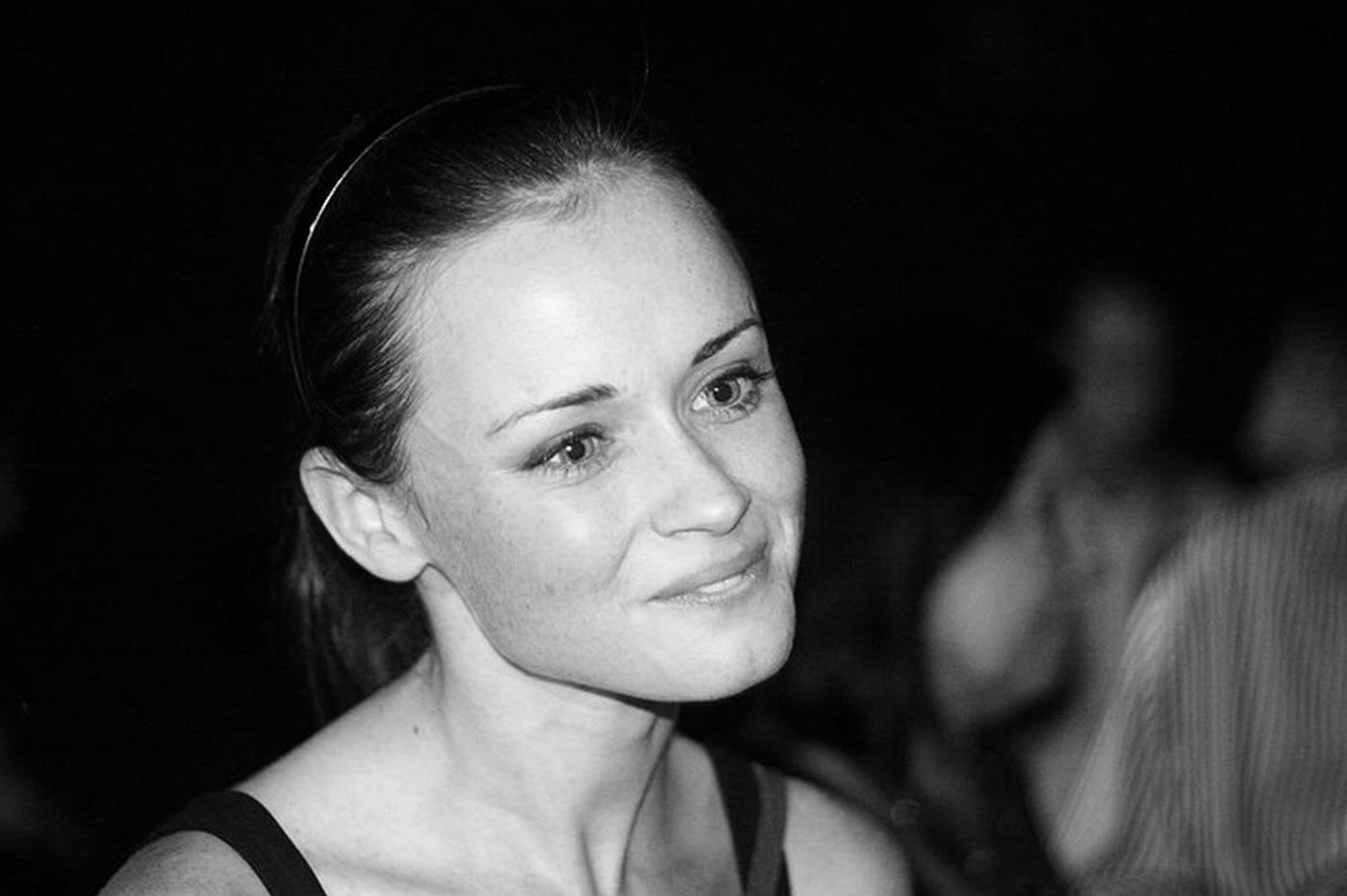 actrice Alexis Bledel