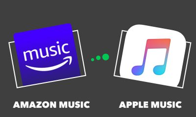 Amazon Music Apple Music comparatif