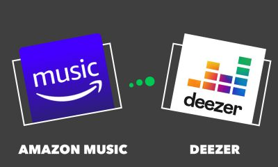 Amazon Music Deezer comparatif