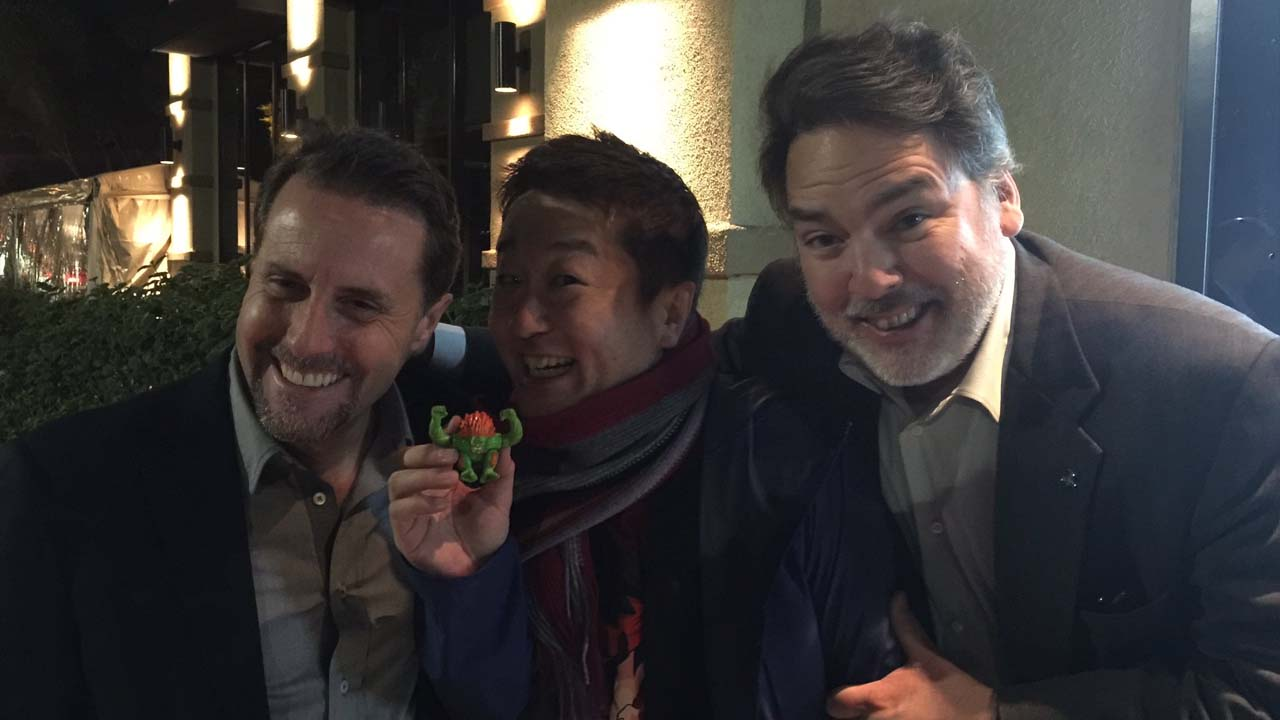 Andrew House, Shawn Layden PlayStation