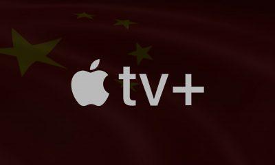 Apple TV Plus Chine