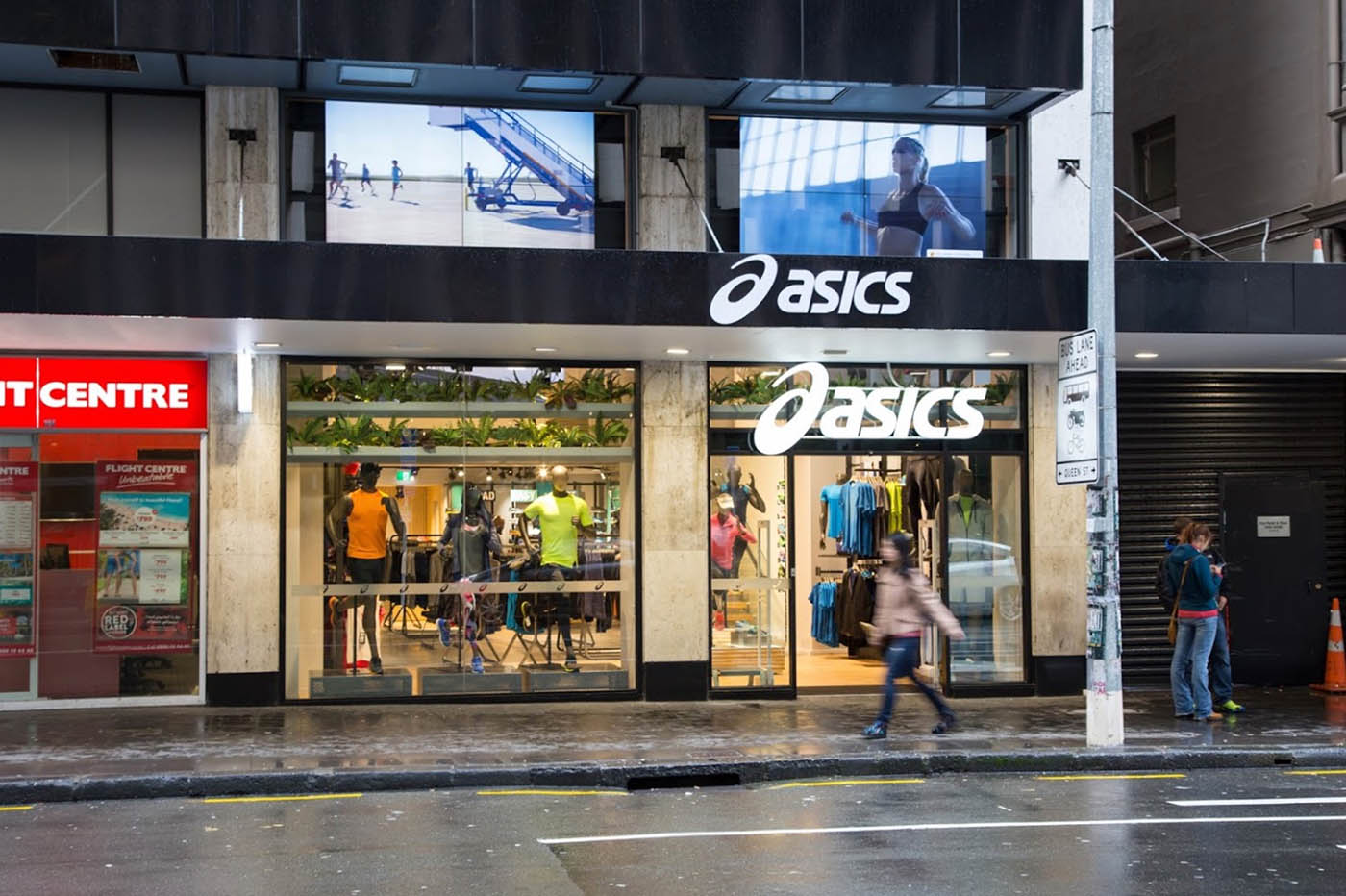 ASICS Auckland New Zealand