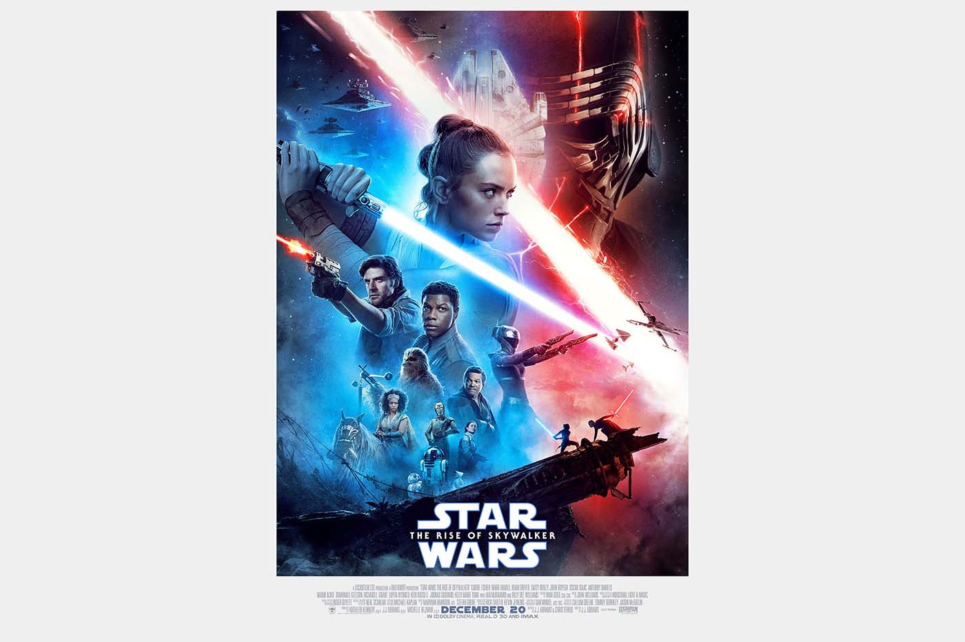Star Wars Dernière Bande Annonce Skywalker