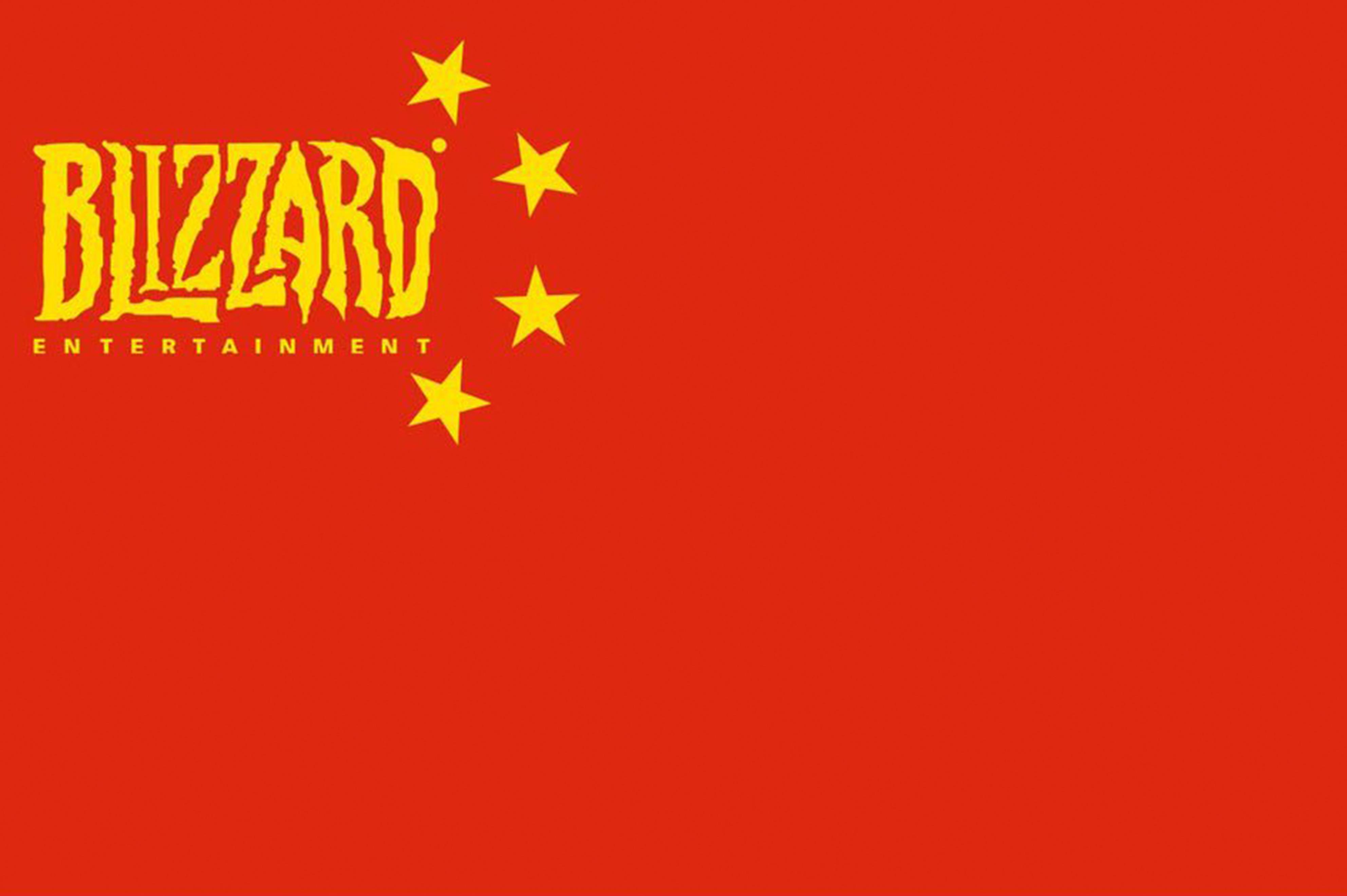 Blizzard Chine
