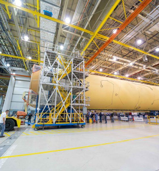 Boeing NASA lune