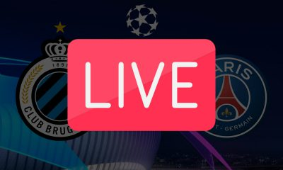 Streaming Bruges PSG streaming Ligue des Champions 2019