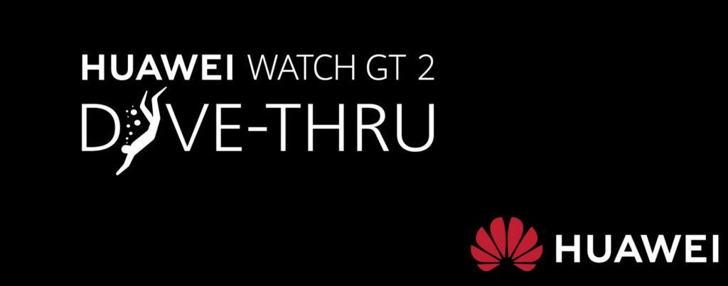 Huawei Dive Thru