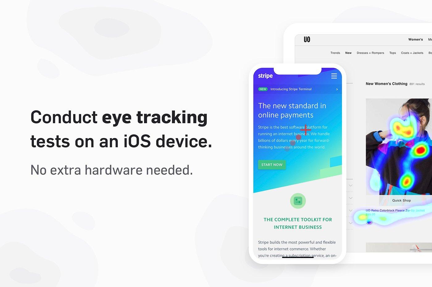 hawkeye eye tracking app