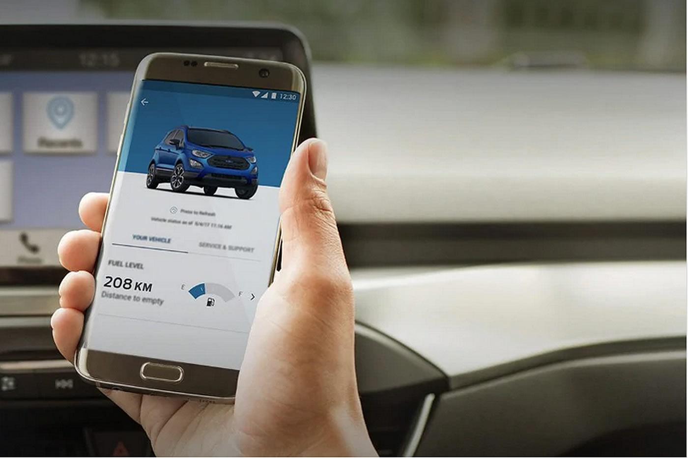 FordPass app