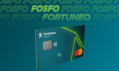 Carte bancaire Fosfo Fortuneo