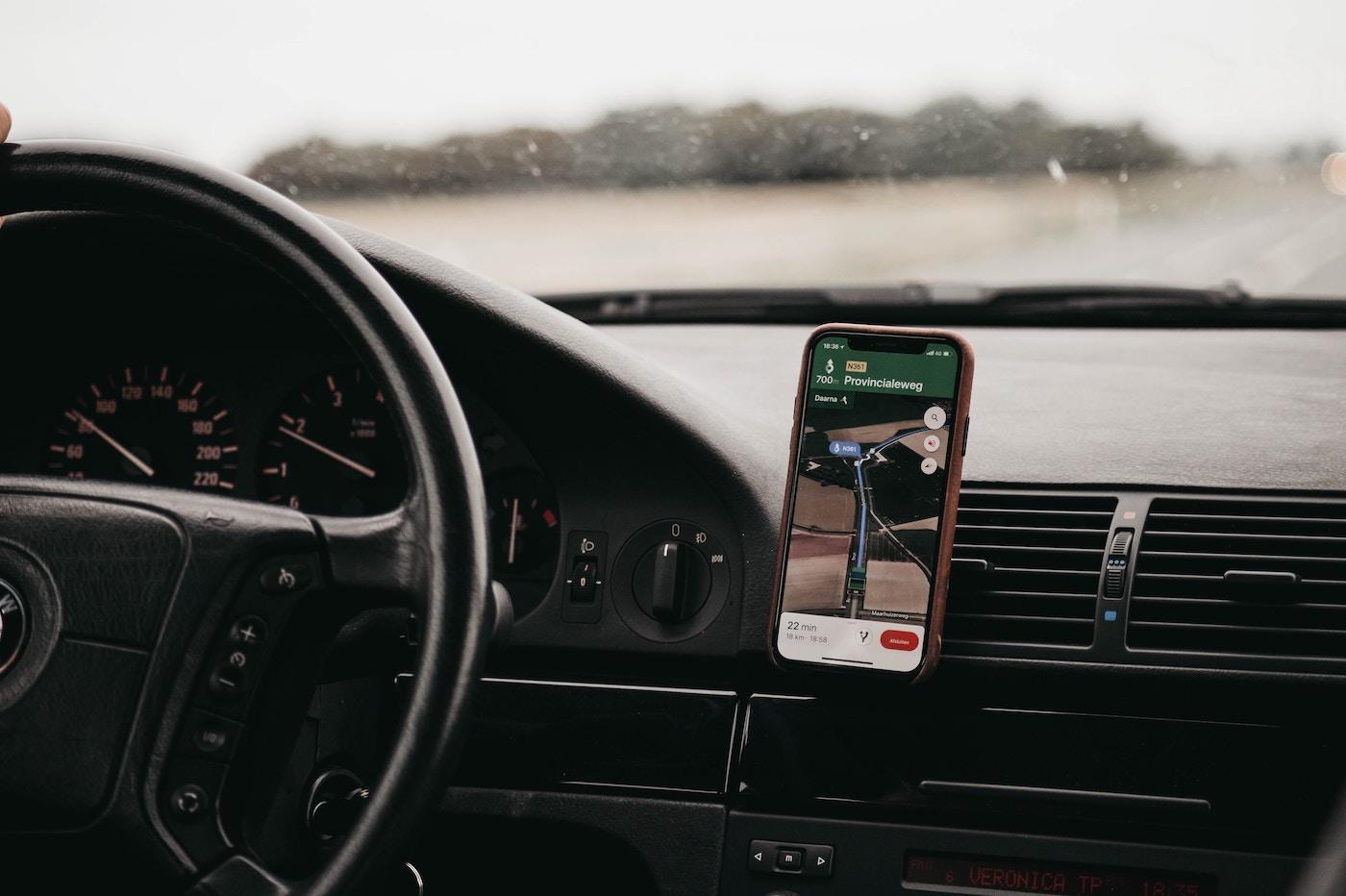 Google Maps : le signalement d'incident sur la route bientôt sur iOS