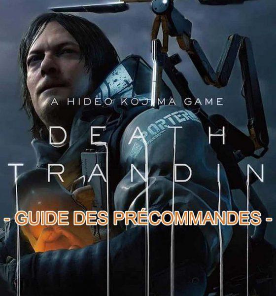 Guide Précommande Death Stranding