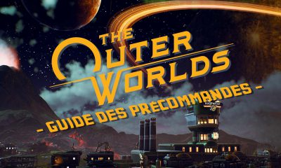 Guide Précommandes The Outer Worlds