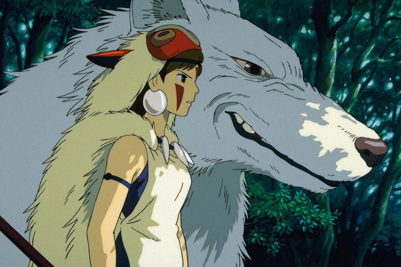 HBO Max studio Ghibli Princesse Mononoke