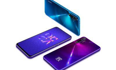 Le Huawei Nova 5T