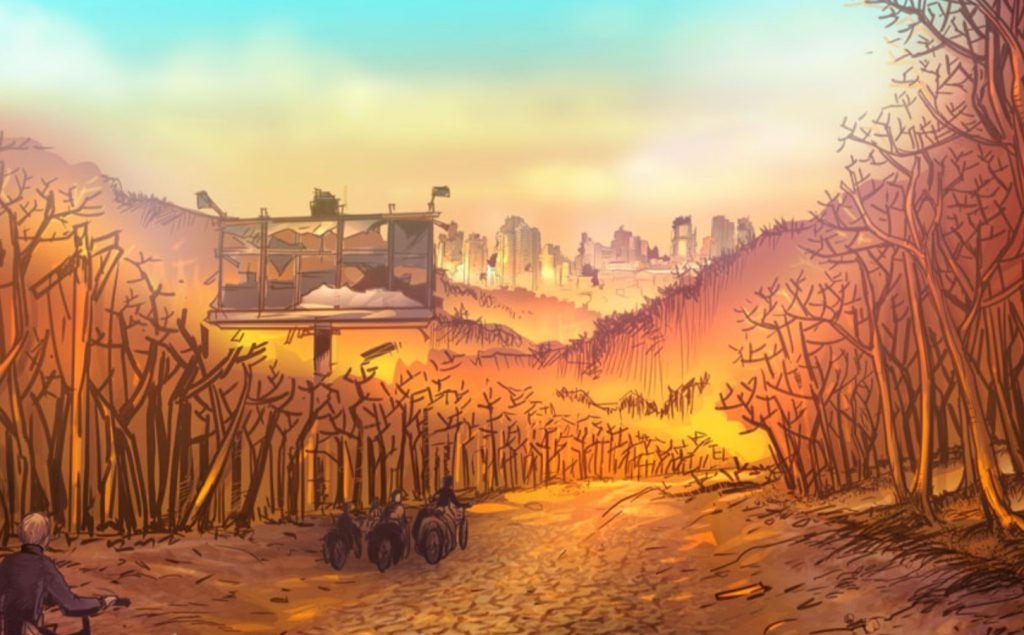 climate trail game
