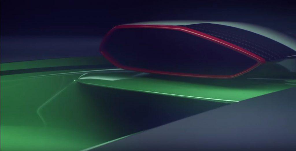 Lamborghini 2020 supercar