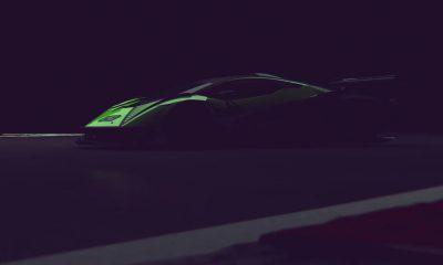 Lamborghini supercar 2020