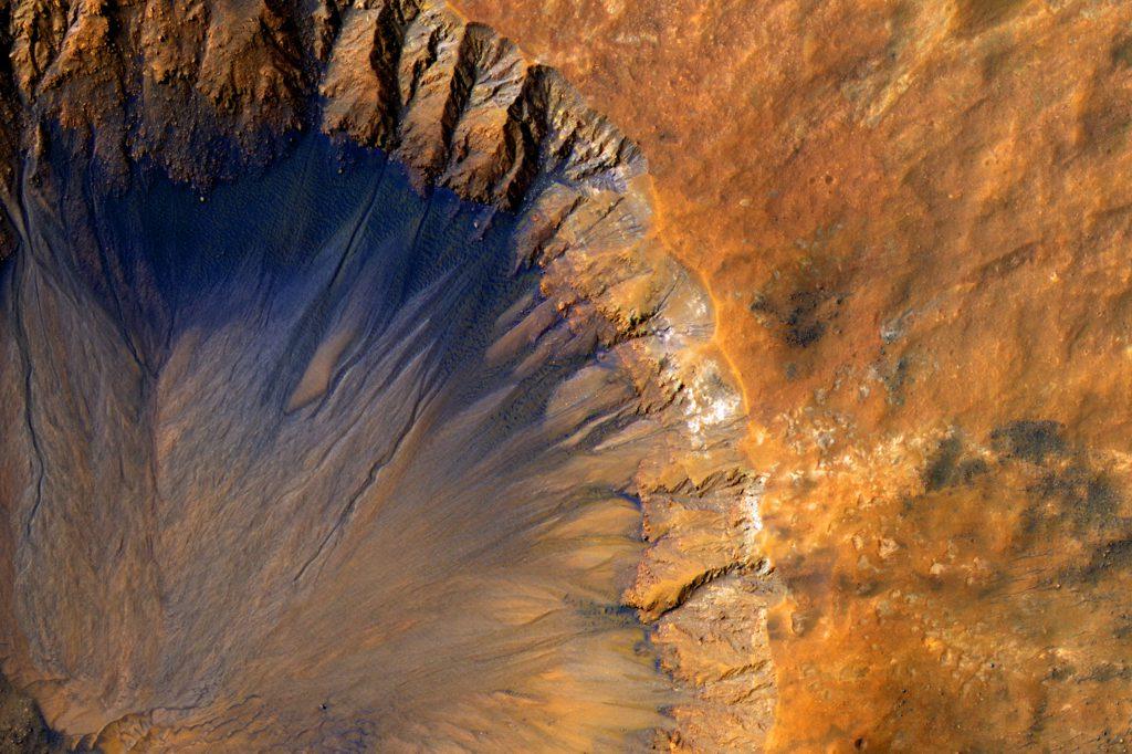 La NASA révèle la fragilité de Mars