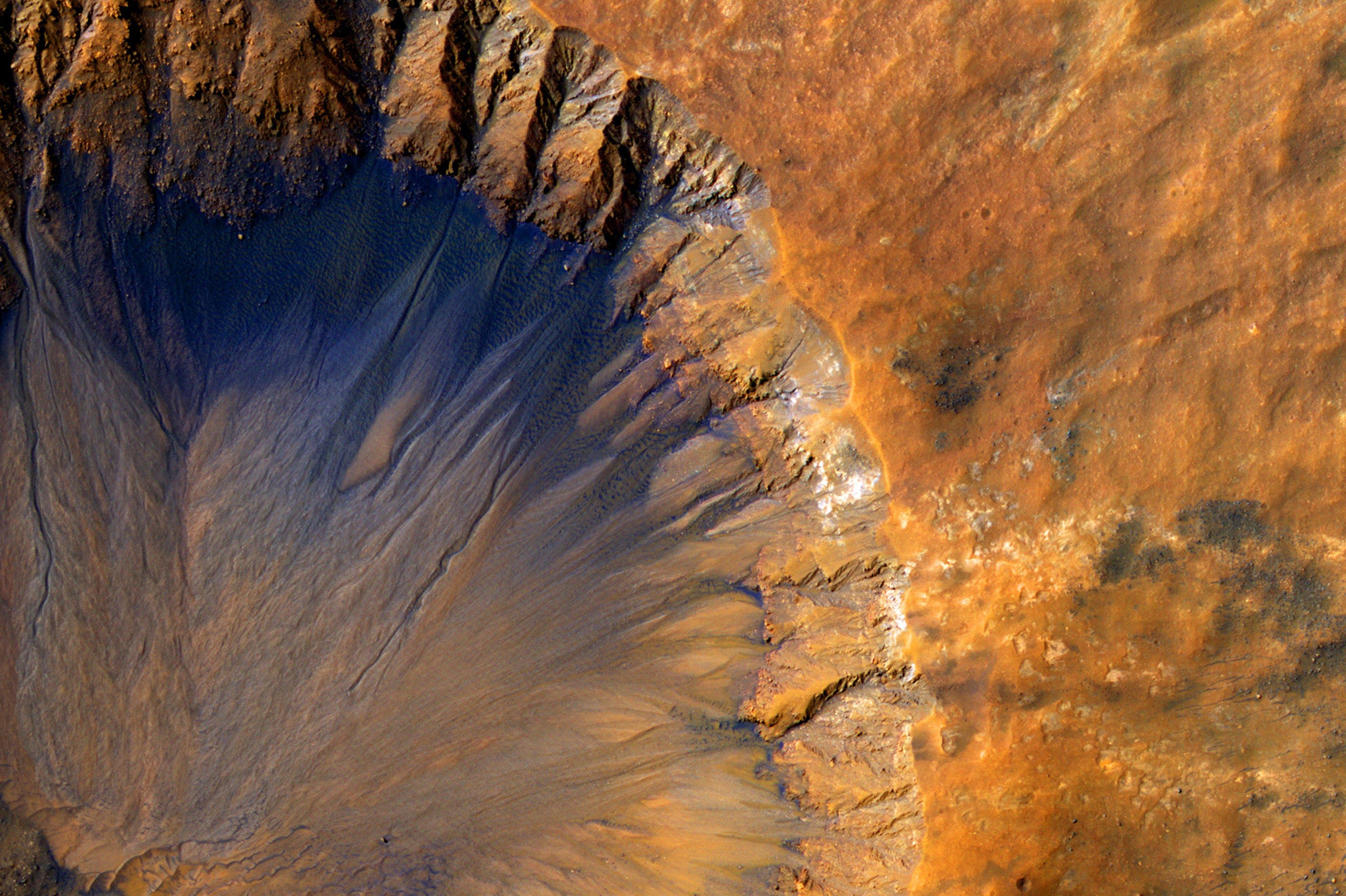 En 1976, la NASA aurait découvert des traces de vie sur Mars