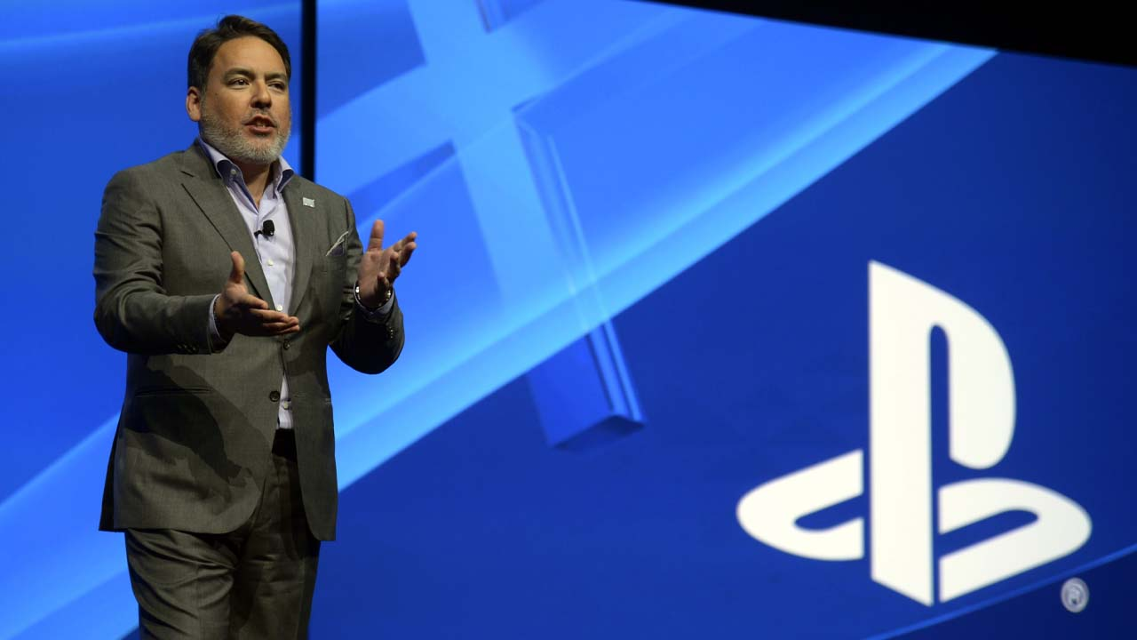 Shawn Layden Monsieur PlayStation