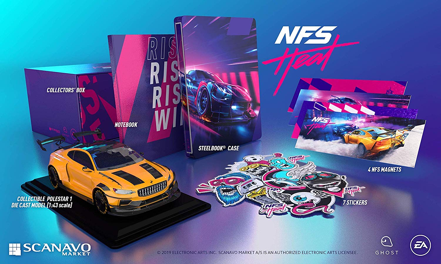 Précommande Need For Speed Heat Ultimate