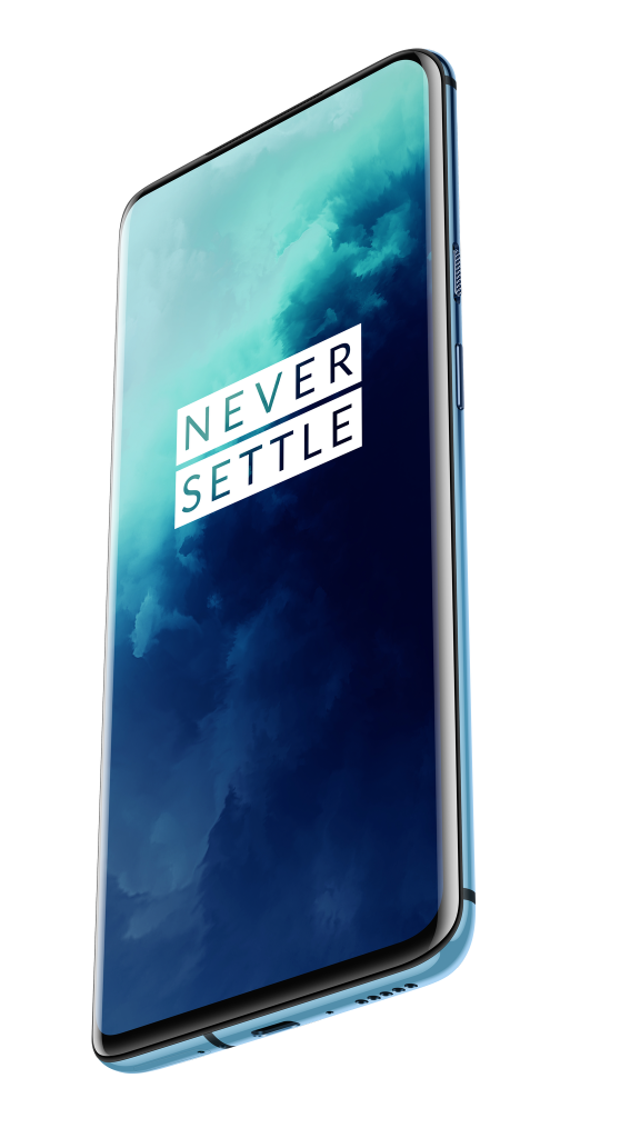 OnePlus 7T Pro face