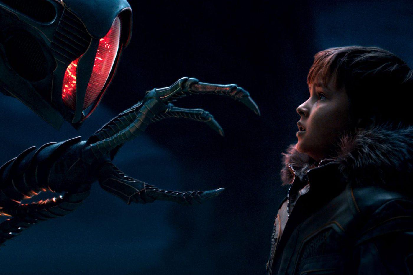 Perdus dans l'espace sur Netflix : une saison 2 sous le sapin
