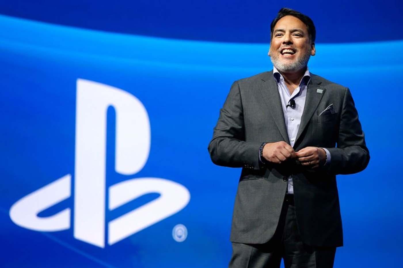 PlayStation Annonce Départ Shawn Layden