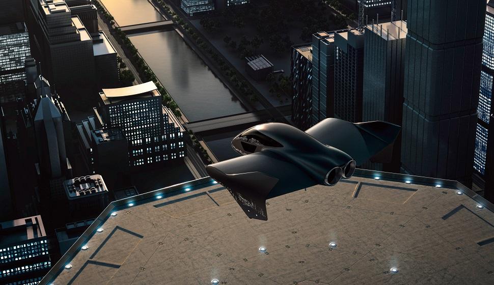 Porsche et Boeing développent la voiture volante électrique du futur