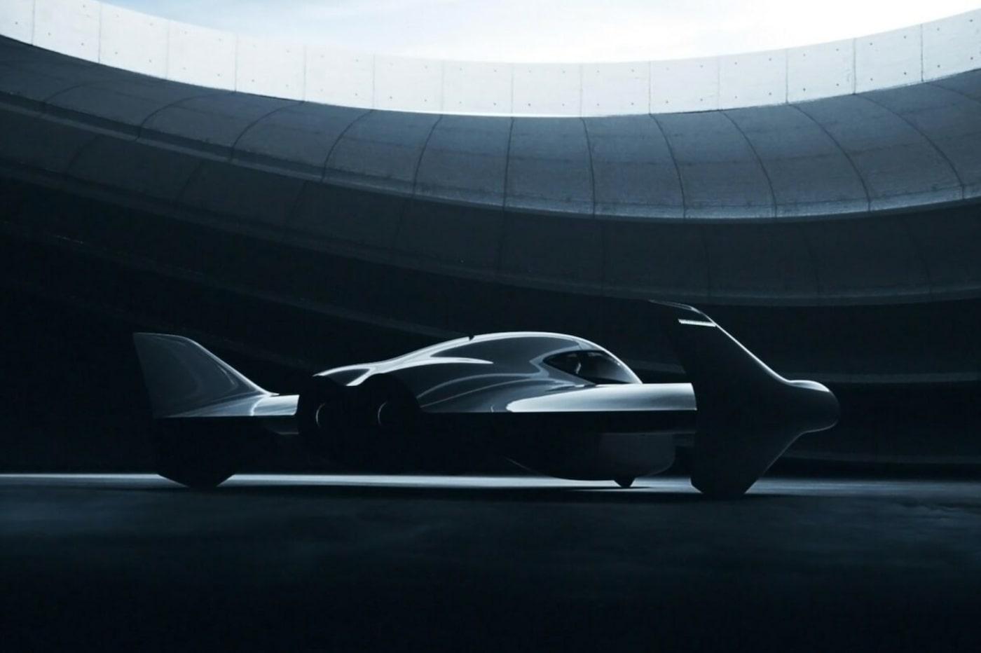 Porsche taxi volant