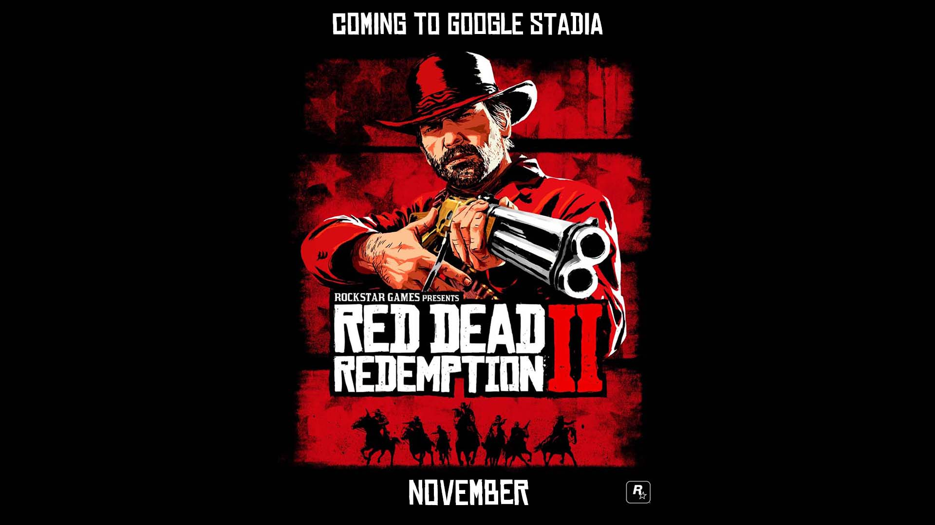 Red Dead Redemption II Google Stadia
