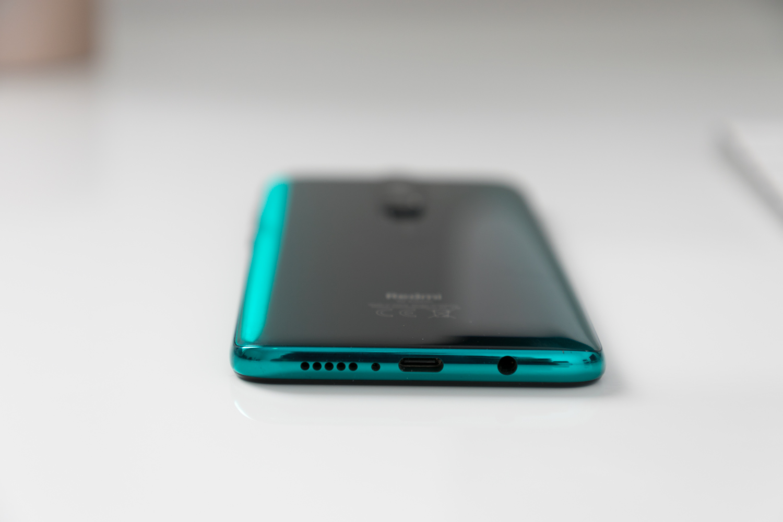 Connectique du Redmi Note 8 Pro