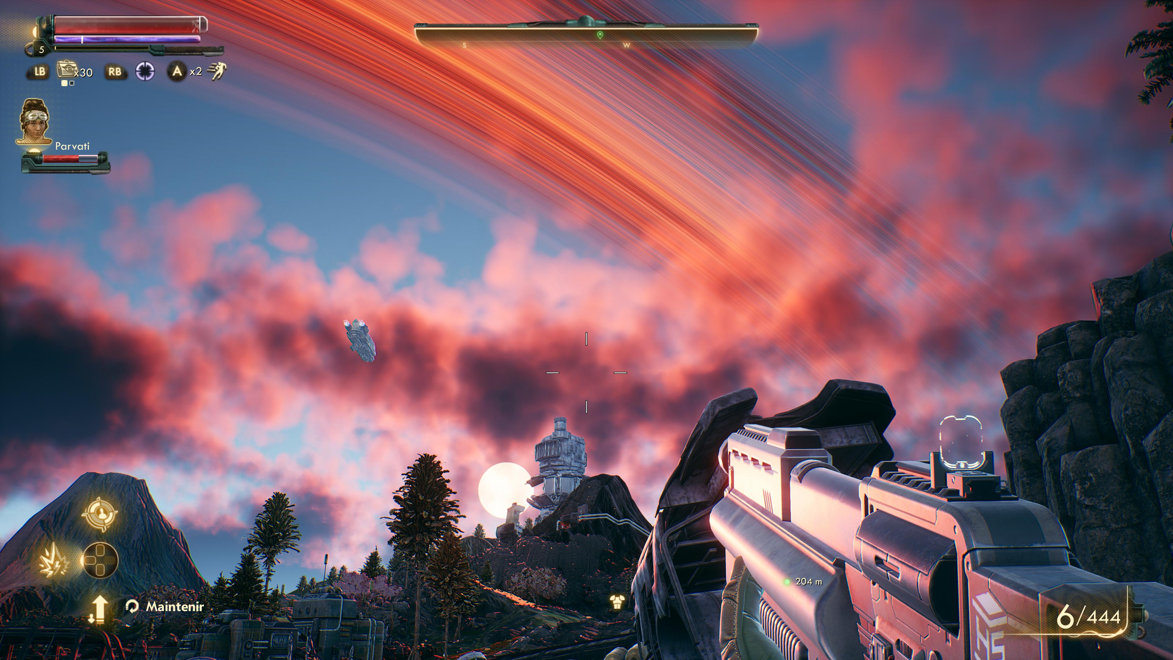 Screenshot The Outer Worlds