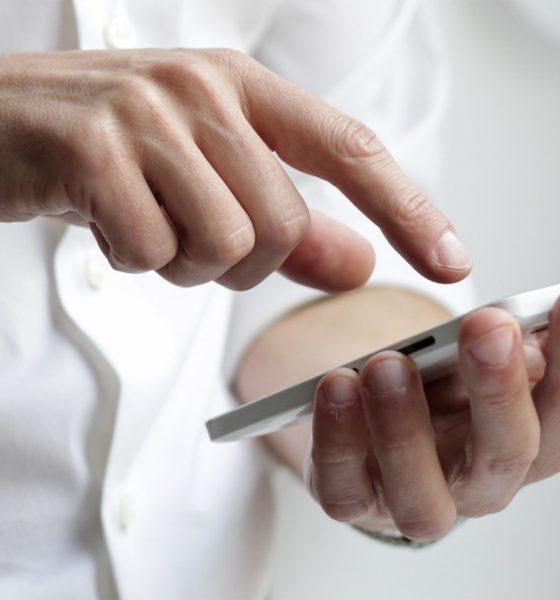 Smartphone haptique CES 2020