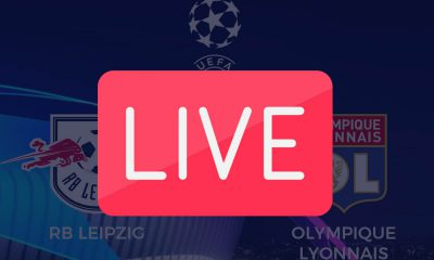 Streaming Leipzig OL Ligue des Champions 2019