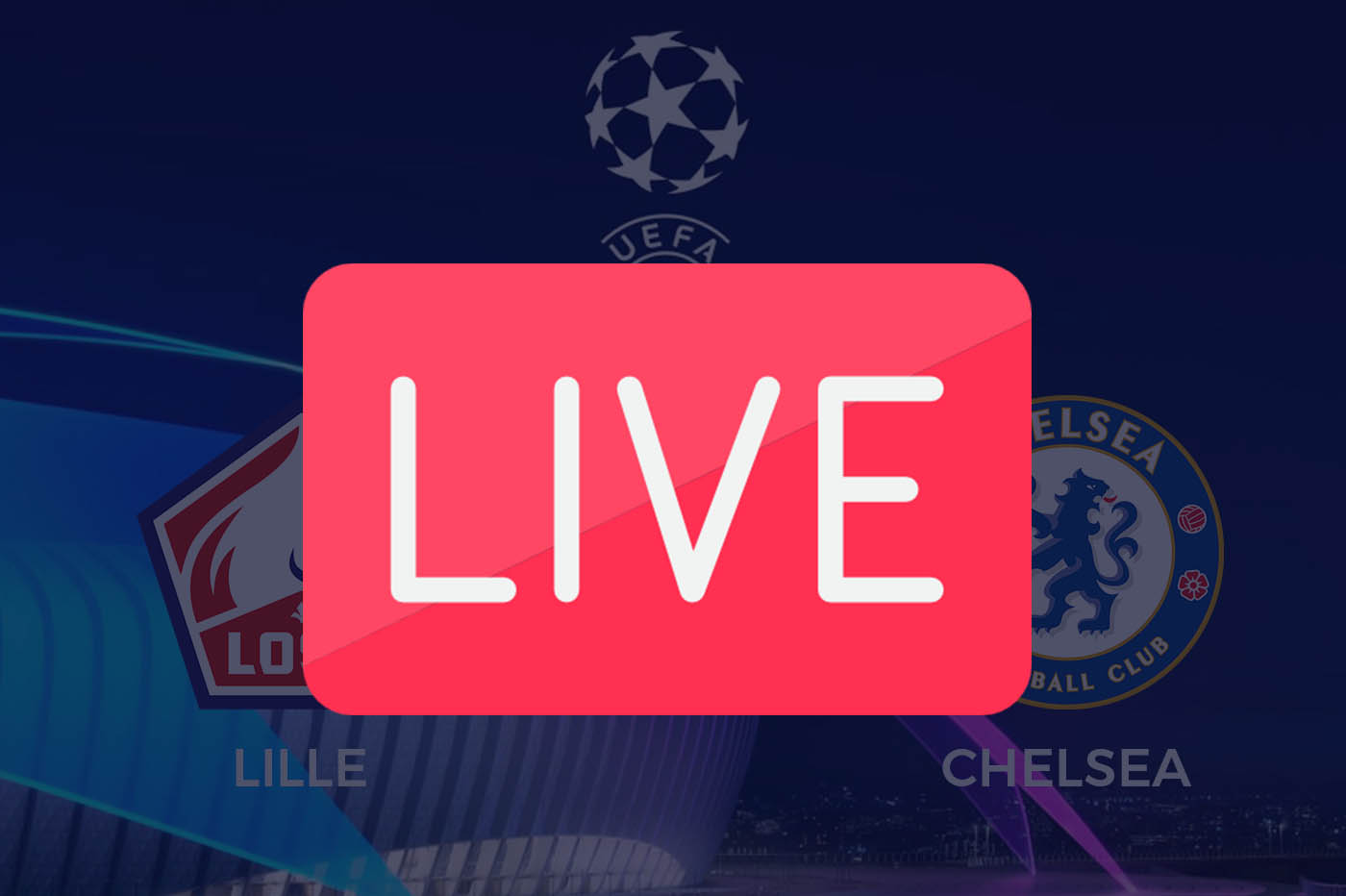 Streaming Lille Chelsea Ligue des Champions 2019