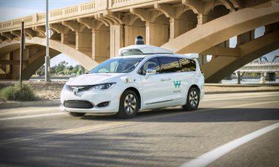 taxi autonome google waymo